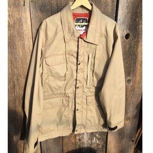 7a2a99a308f79 Vintage Jackets & Coats | Vtg Union Made Sanforized Trucker Denim ...